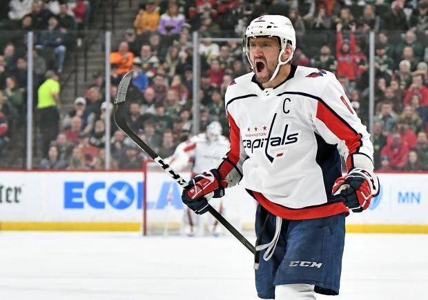 Овечкин – лучший финишер в истории НХЛ (видео)