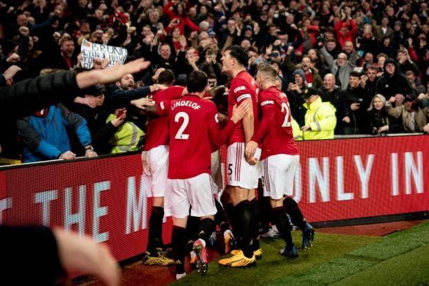 В дерби Манчестера выиграл «Ливерпуль». Команда Клоппа стала ближе к титулу