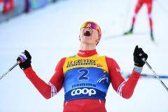 Лыжная Норвегия – у ног Большунова. Совсем скоро Кубок мира будет наш