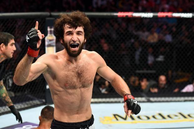 Забит не выступит на турнире UFC 249, Волков подерется в Канаде, а у Мирзаева двойной перелом