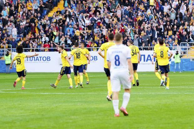 Футбольный «пожар» на берегах Дона! «Ростов» едва не упустил победу над ЦСКА