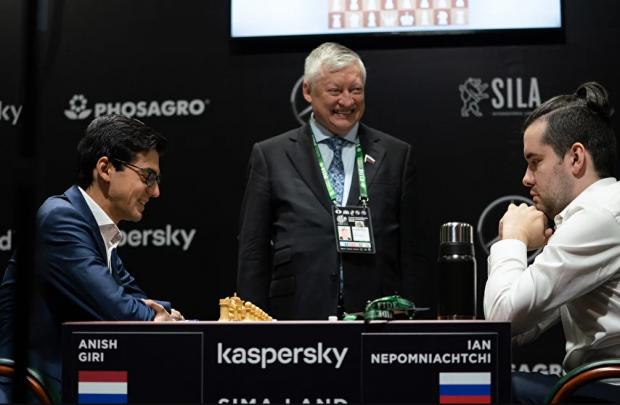 Сергей Карякин: Ян Непомнящий провел блестящую партию