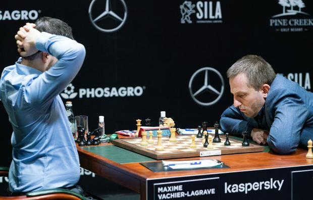 Сергей Лазарев: Ян защищался единственными ходами