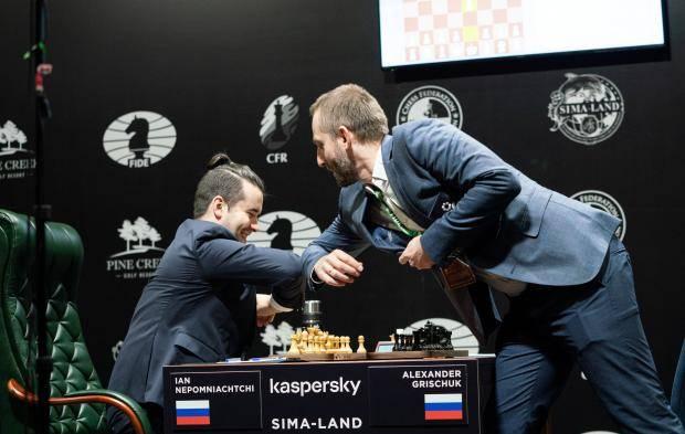 Сергей Карякин: Непомнящий заслужил лидерство своей игрой