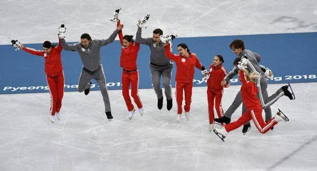 Россия – фаворит командного турнира в Пекине-2022. За год наши стали еще сильнее