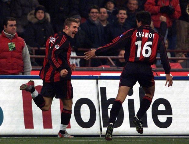 20 лет назад Шевченко остановил чемпионский ход «Ювентуса»