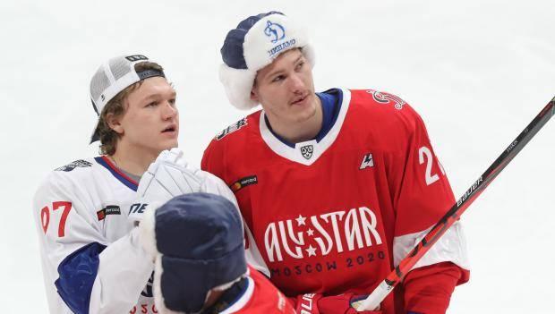 Капризов и Яшкин, до свидания! КХЛ объявила о завершении сезона