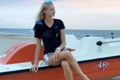 Девушка дня. Принцесса российского волейбола Валерия Сафонова