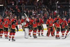 В «Калгари Флеймз» не верят, что сезон НХЛ можно возобновить ранее июля