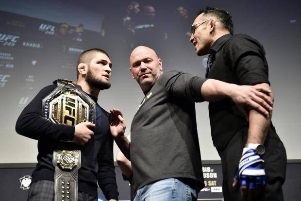 «Вы хотите, чтобы Хабиб проиграл?» Что за дичь происходит с UFC 249
