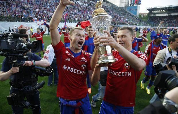 ЦСКА всегда будет первым. Сводная таблица призеров РПЛ