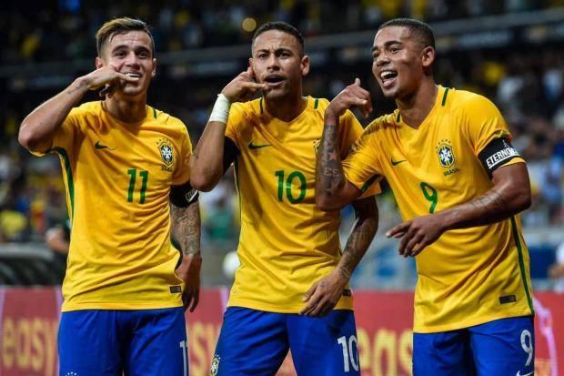 Тите: Бразильцы только тогда показывают свой лучший футбол, когда играют весело и легко.