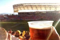 Пиво и потолок – антивирусные средства для российского футбола