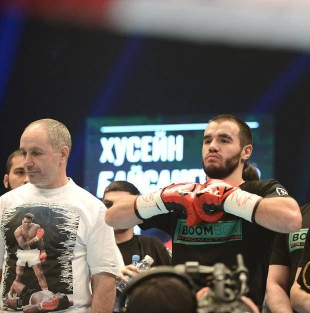 Ушёл из жизни известный российский тренер по боксу Увайс Байсангуров