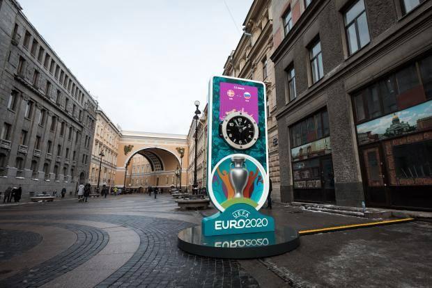 Городов для Евро все меньше