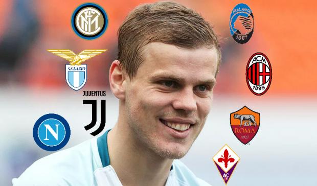Кокорин захотел в «сильный клуб из Италии». Есть сразу восемь вариантов
