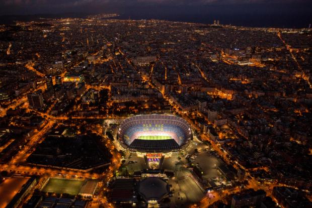 «Барселона» дошла до ручки. Готова продать название своего стадиона «Реалу»