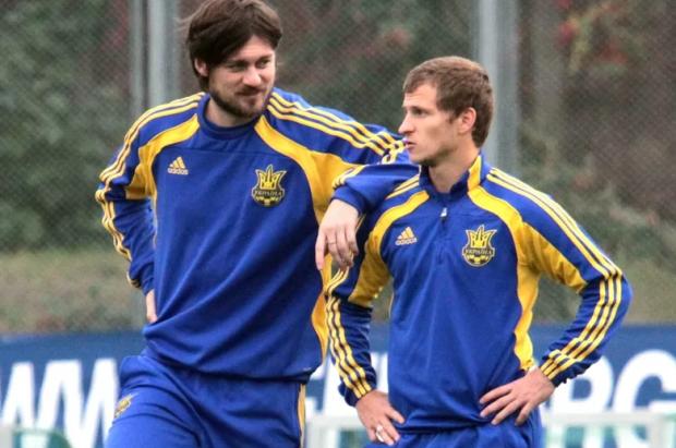 Два бывших футболиста сборной Украины готовы провести прощальный матч в России «с медведями»