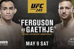 UFC 249. Какие бои турнира ни за что нельзя пропустить