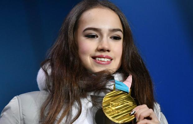 Алина Ильназовна Загитова-3 | Олимпийская чемпионка - Страница 7 Image-2920-1588687299-620x399