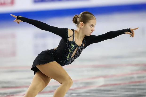 Александра Трусова: Уже выбрали с Плющенко музыку к моим новым программам