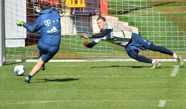Что русскому хорошо, то немцу… Как в Германии 16 мая начнут играть в футбол