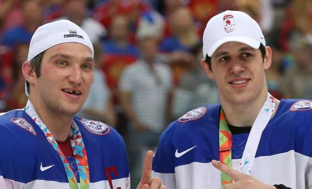 Международная федерация хоккея не включила Овечкина в символическую сборную России всех времен