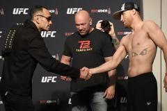Гэтжи попробует сломать Фергюсона, а Олейник – придушить Вердума. Главное о турнире UFC 249