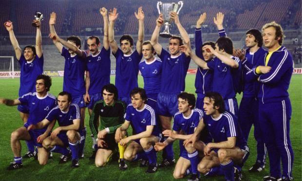 «Ликует столица Грузии, ликует вся страна!» 39 лет назад тбилисское «Динамо» выиграло Кубок кубков
