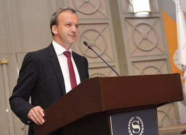 Аркадий Дворкович: На помощь медикам уже собрали 25 миллионов рублей