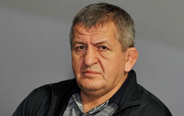 Абдулманап Нурмагомедов перенес инсульт
