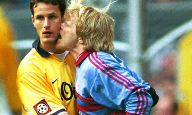 Характер нордический, беспощадны к врагам. Рейтинг ненависти немецкого футбола