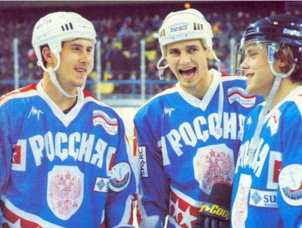 Эксперты НХЛ вошли в разум: Федоров, Могильный, Кучеров не хуже Гретцки и Кросби