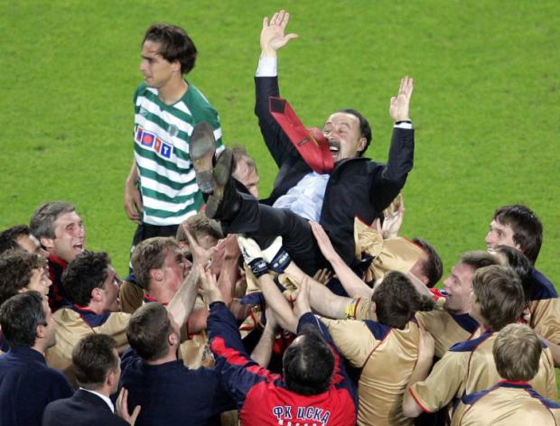 Чудо, которое не повторится. Андронов – о триумфе ЦСКА в Кубке УЕФА