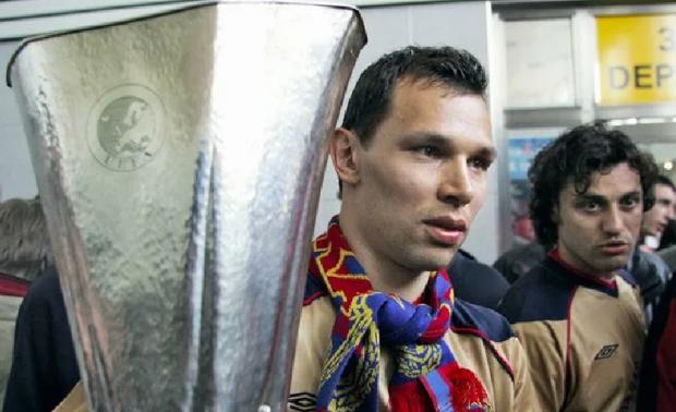 Евгений Алдонин: Помню, как болельщики чуть не унесли Игнашевича вместе с Кубком УЕФА