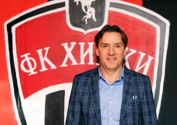 Сергей Юран: В конце мая встречаюсь с потенциальными спонсорами «Химок»