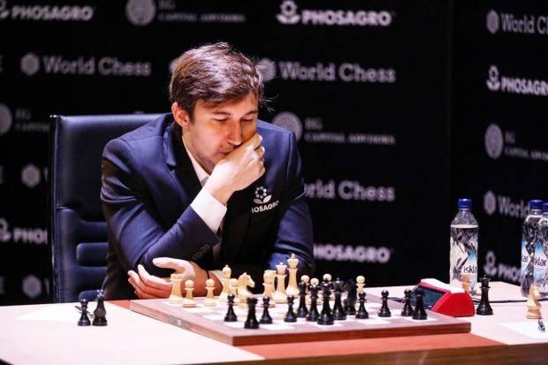 Карякин и Дубов – в плей-офф, Карлсен – тоже, но со скрипом