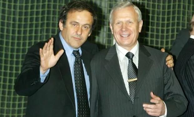 Колосков – об отстранении Платини за коррупцию: Я был свидетелем того, как он получил 2 миллиона