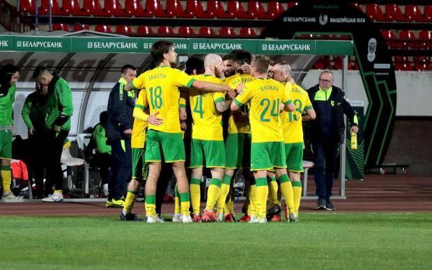 «Неман» победил «Торпедо-БелАЗ» в чемпионате Белоруссии
