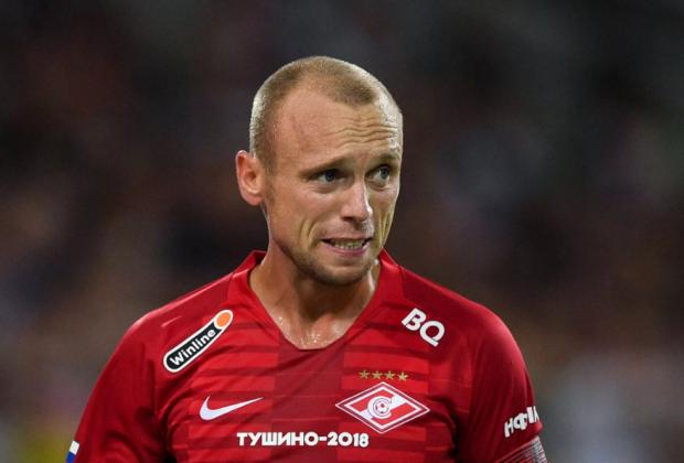 Денис Глушаков: Допускаю, что еще сыграю за «Спартак»