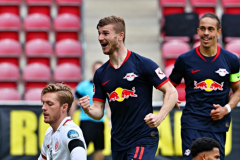Вернер забил «Майнцу» 6 голов. Такого Германия в XXI веке еще не видела