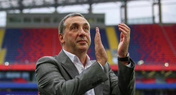 «Это Гинер все купил». В ЦСКА поздравили президента новой версией знаменитого заряда (видео)