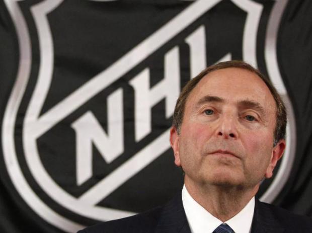 НХЛ делает хоккей летним видом спорта – и абсолютно правильно
