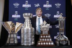 НХЛ, дай Овечкину выбить девятый полтинник, а семи аутсайдерам – Кубок Лафренье