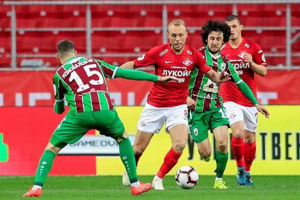 Mash: Глушаков обсуждает детали контракта со «Спартаком»