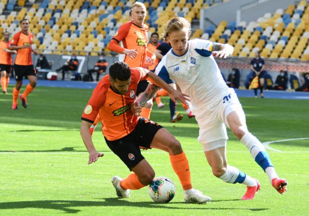 Киев опустили на четвертое место. Как на Украине вернулся футбол