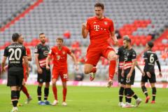 «Бавария» мчится к своему вечному рекорду 1972 года. И угрожает «Ювентусу»