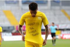 У немцев снова в почете расизм? Какой справедливости требуют футболисты для Джорджа Флойда