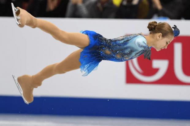 Трусова призналась, что хотела бы попробовать прыгнуть с шестом