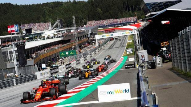 «Гран-при России» пока ждем. Остальные восемь европейских гонок уже подтвердили
